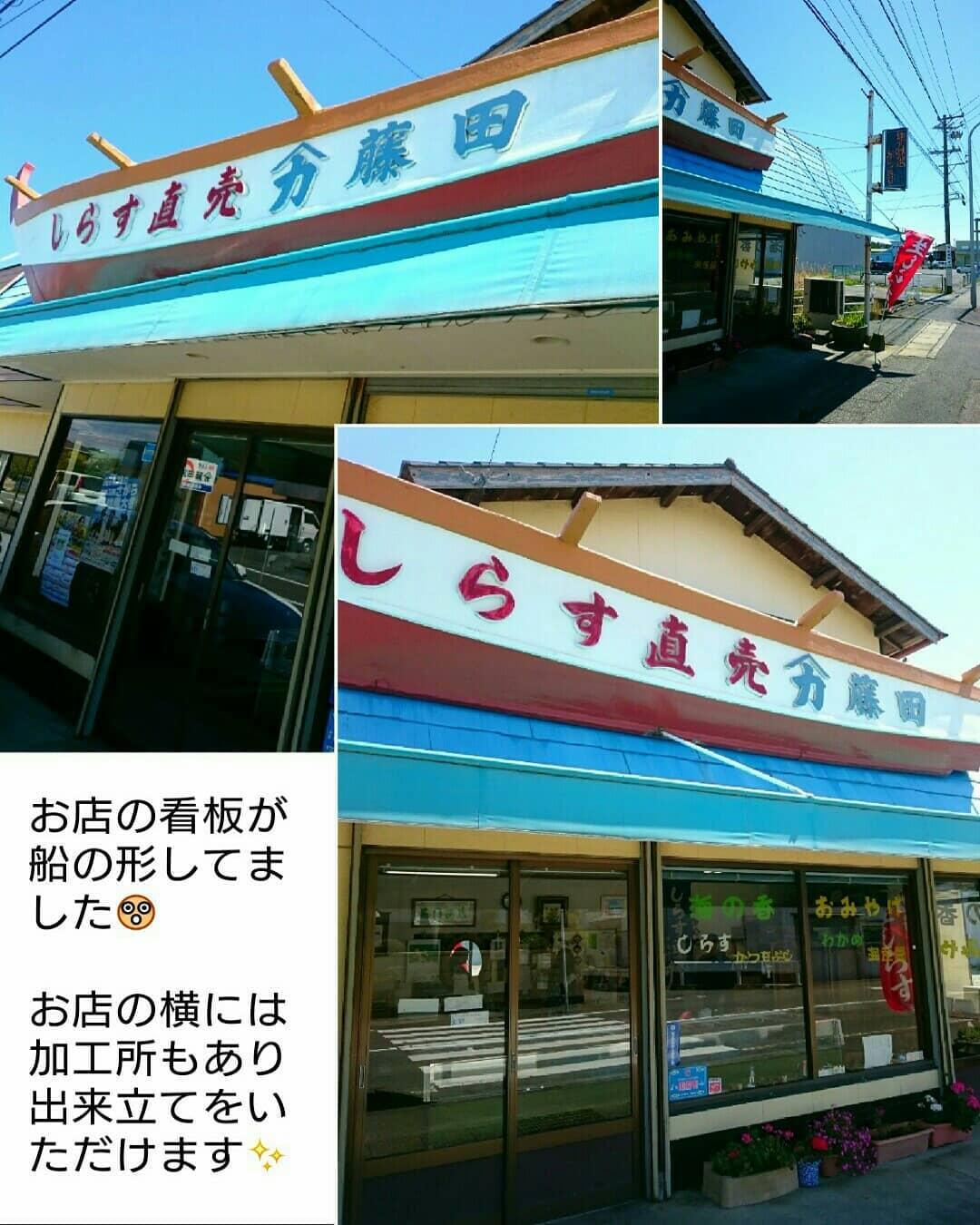 ☆新しらす解禁 ヤマカ藤田商店