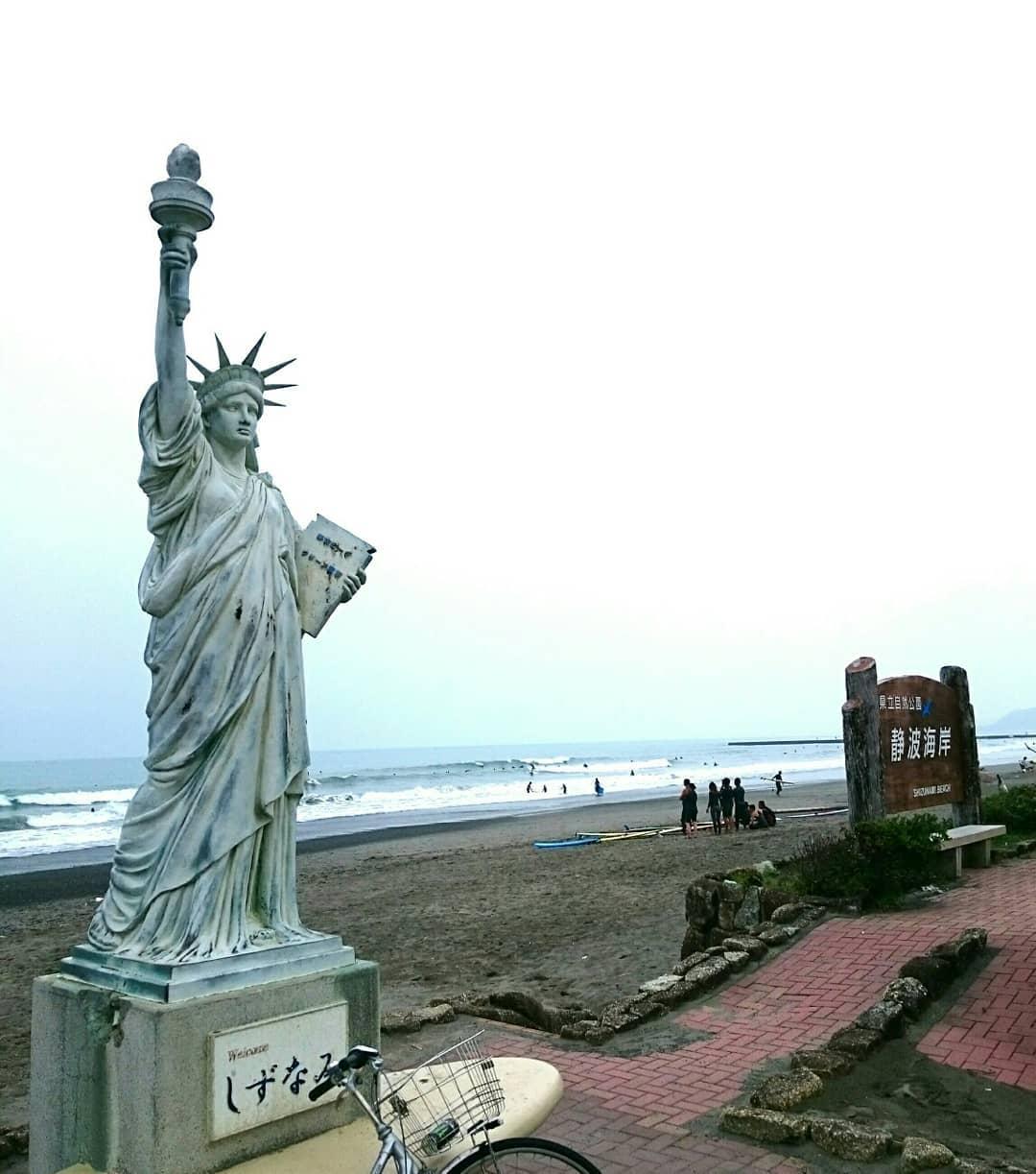 ☆#いよいよ夏が始まる静波海岸