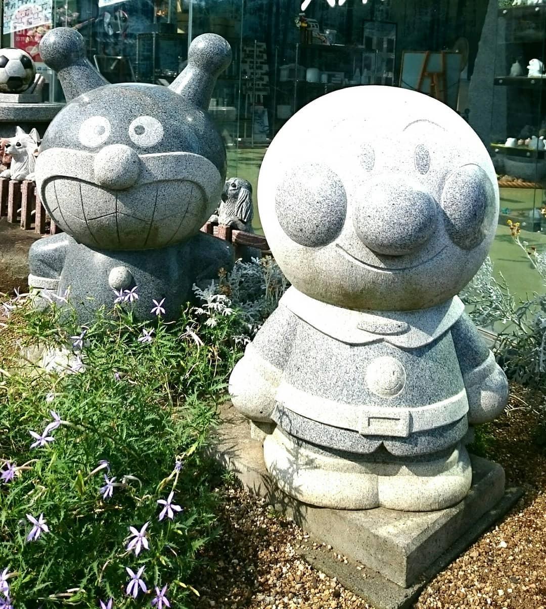☆子どもが喜ぶキャラクター石材