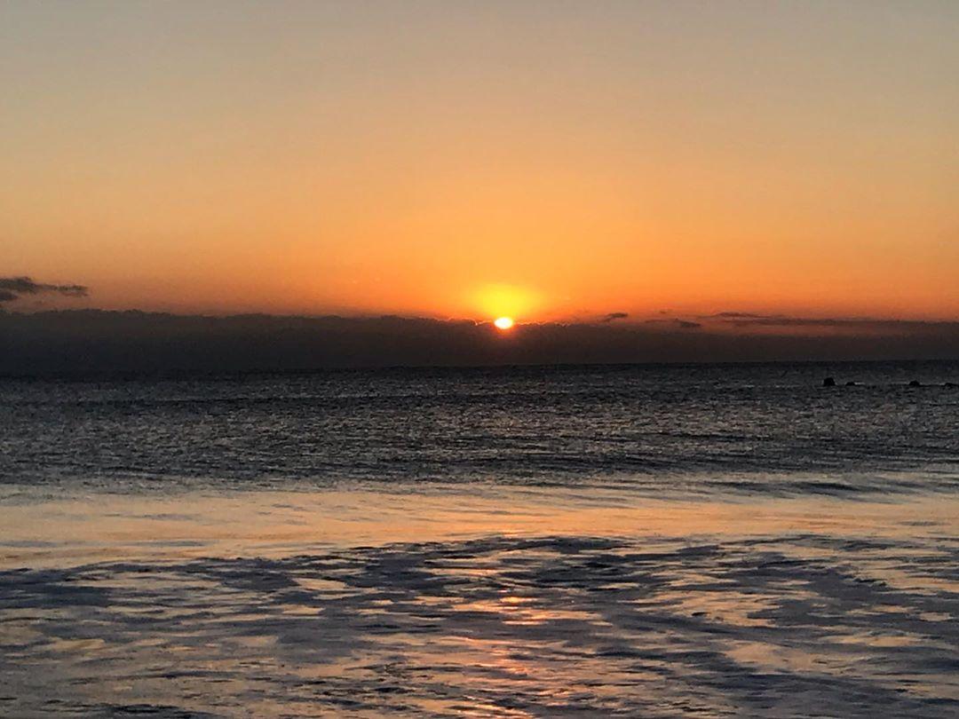 ☆(さがらサンビーチで初日の出行ってきました)