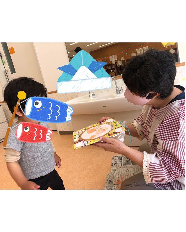 ☆支援センター誕生カード☆